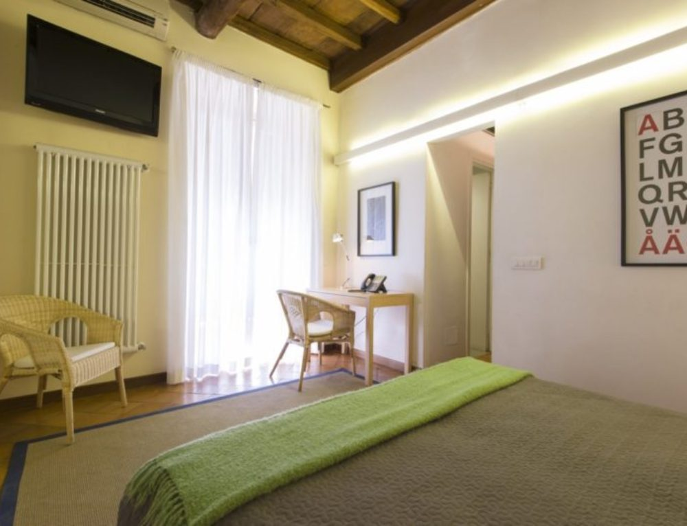 Accommodations Vittoria Business