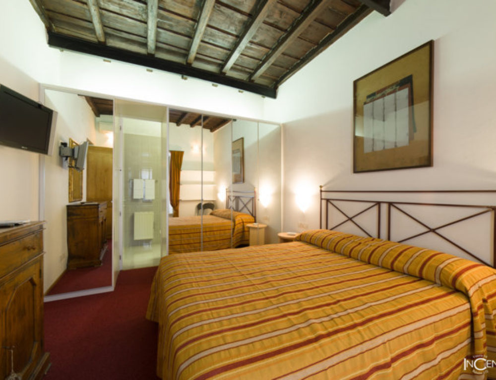 Accommodation Babuino Business for up to 2 persons